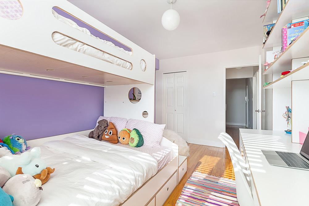 twin full bunk bed white casa kids