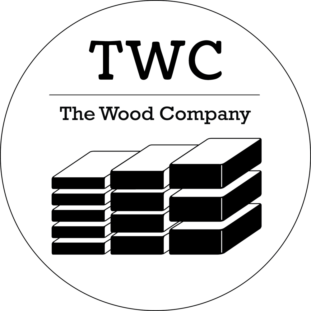 The Wood Company logo