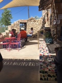 Terlingua Milagros coffee shop