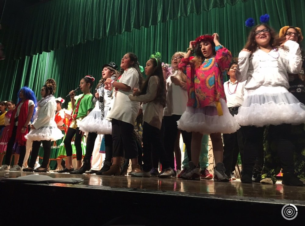 APT performance at a bilingual Middle School in Houston
