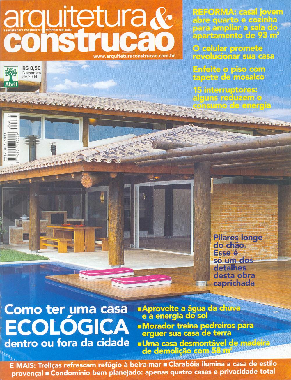 arquitetura e construção novembro 2004.jpg