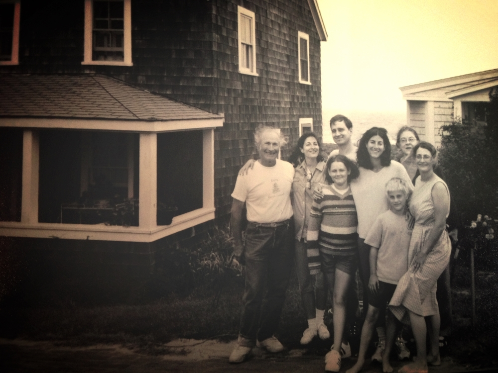 The Newhouse family 1998