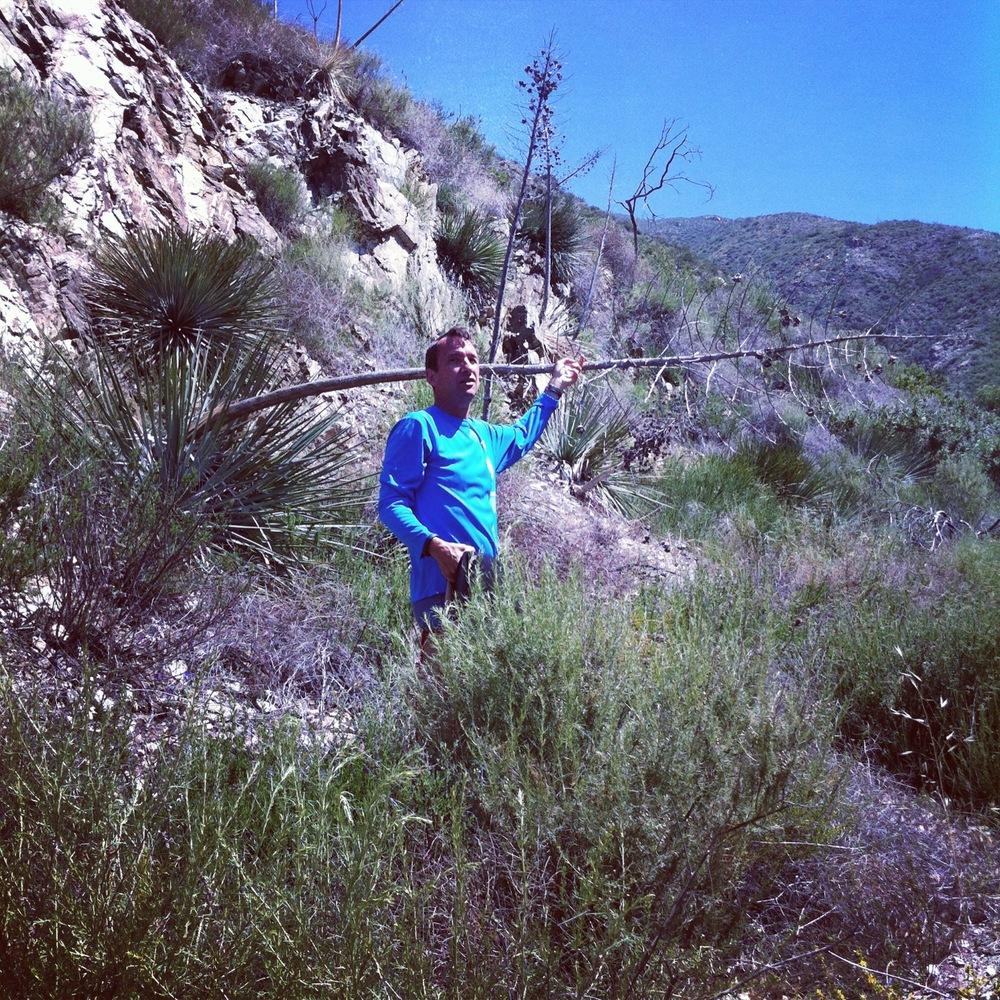 The Chumash Healer of Southern California in His Natural Habitat