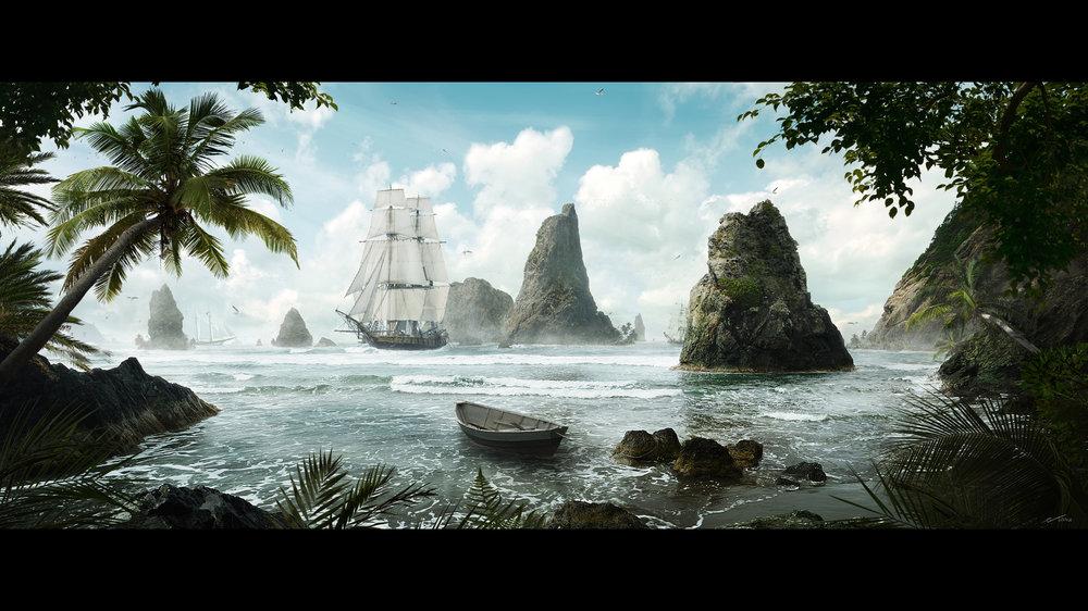 Tropical_shore_Einar_Martinsen.jpg