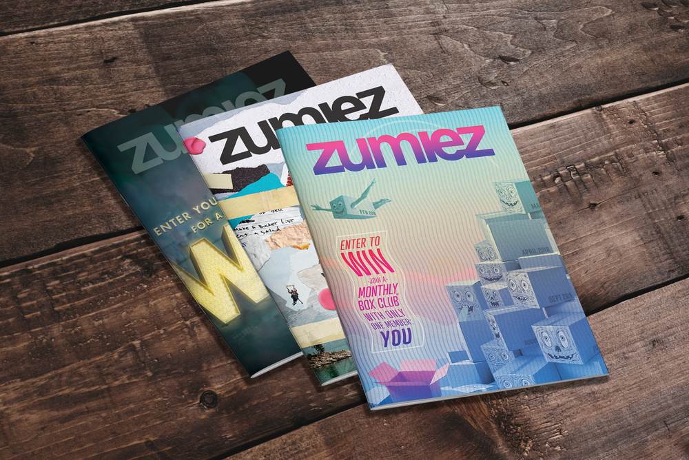 Zumiez Catalog Covers