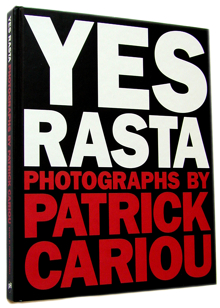 Yes Rasta // Book Design // 2000