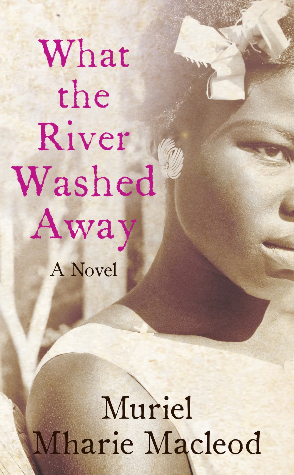 WHAT THE RIVER WASHED AWAY Novel Oneworld Publications - 6 June 2013.