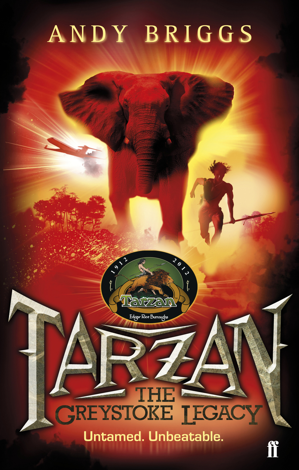 [BRIGGS] TARZAN The Greystoke Legacy - UK, Faber final [front].jpg