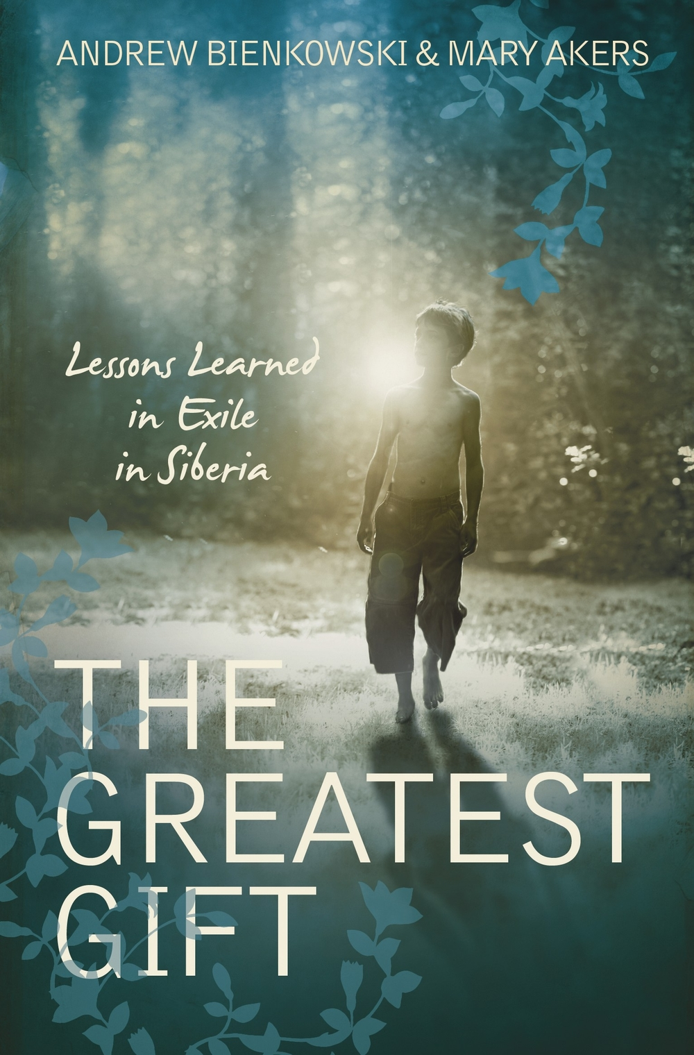 THE GREATEST GIFT  Non-Fiction (Memoir) 254 pages Simon & Schuster - March 2009