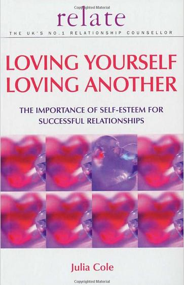 LOVING YOURSELF, LOVING ANOTHER Self help, 208 pages Vermilion, 2001 This guide shows how self-esteem affects the quality of one's relationships.