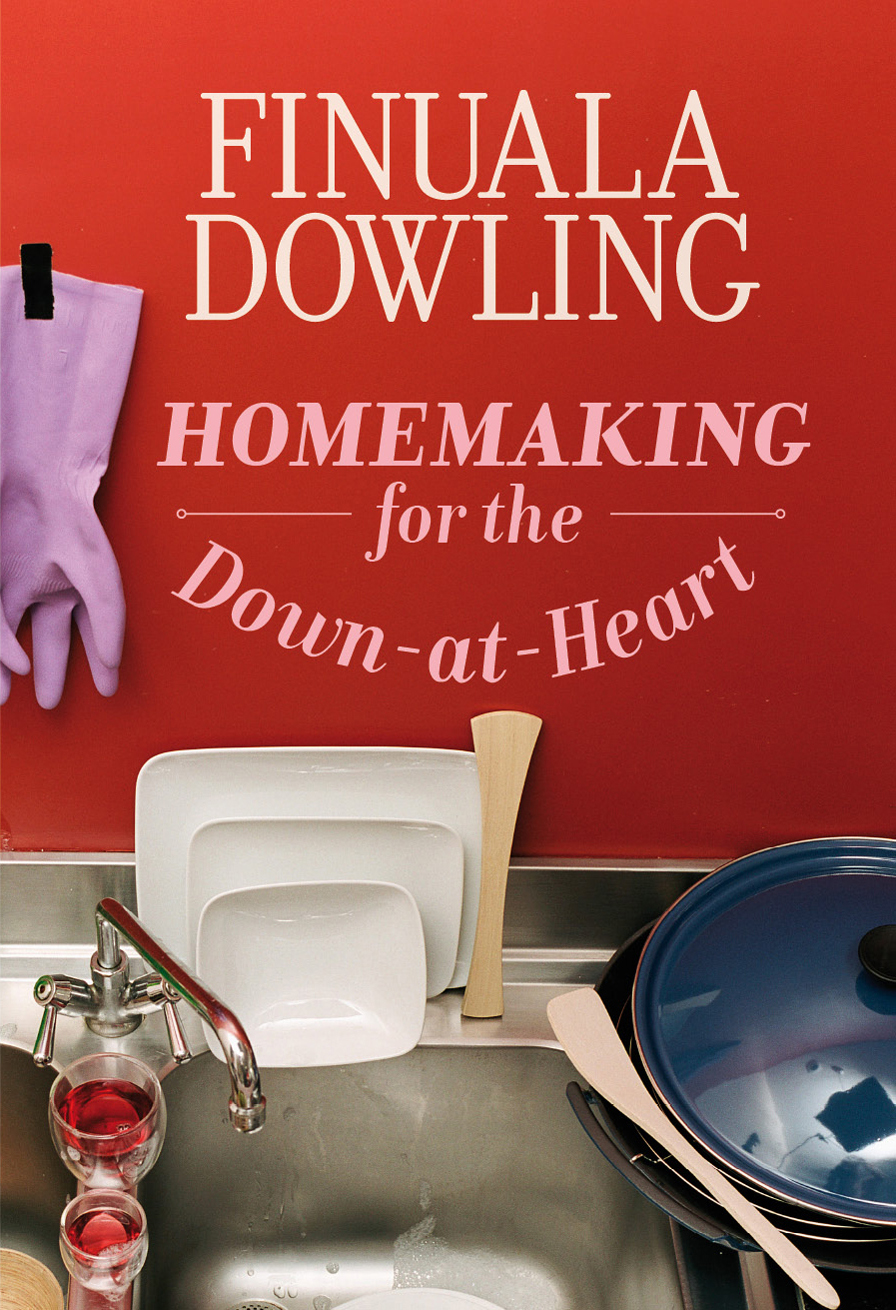 HOMEMAKING FOR THE DOWN-AT-HEART Novel, 256 pages Kwela Books (SA) - May 2011 Margot is a late-night talk radio host - the perfect job for an outspoken insomniac. Her Kalk Bay home is crowded with wonderfully evocative characters such as her teenage daughter, Pia, her hopelessly romantic yet mostly absent lover Curtis, and the family hanger-on, Mr Morland, a professional psychic.