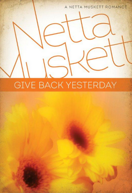 GIVE BACK YESTERDAY Novel Kindle edition made available 4 May 2013.