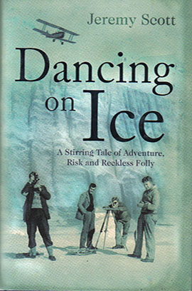 DANCING ON ICE Novel, 208 pages Old Street Publishing, 16 July 2009