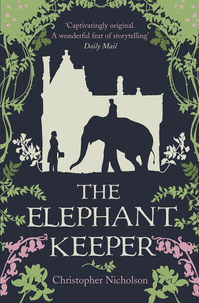 ELEPHANT KEEPER, THE 4th Estate ppbk final front cover.JPG
