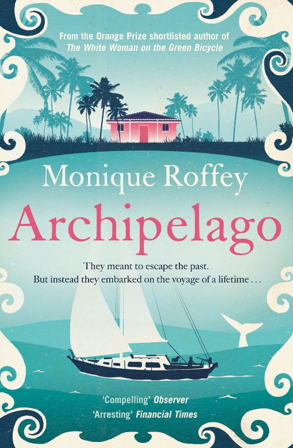"ARCHIPELAGO Literary fiction Simon & Schuster - July 2012 A flood destroys Gavin Weald's home in Trinidad and rips his family apart. A year later he returns to his house and tries to start over, but his daughter's nightmares about the torrents make life there unbearable. So father and daughter - and their dog - embark upon a voyage to make peace with the waters. ""Appealingly warmhearted."" -- Kirkus"