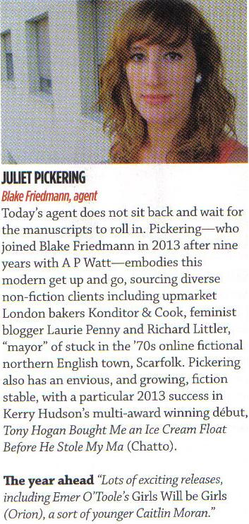 the bookseller rising stars Juliet.JPG