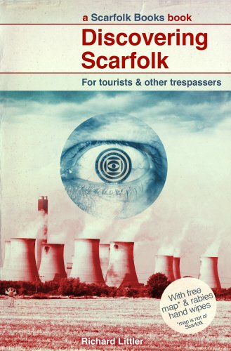 DISCOVERING SCARFOLK    Humour, 192pgs    Ebury Press, 2014    A massive cult hit online, Scarfolk re-creates with startling accuracy the darkest childhood memories of the 1970s, all in shiver-inducing visual form. It's surreal, clever and extremely funny.