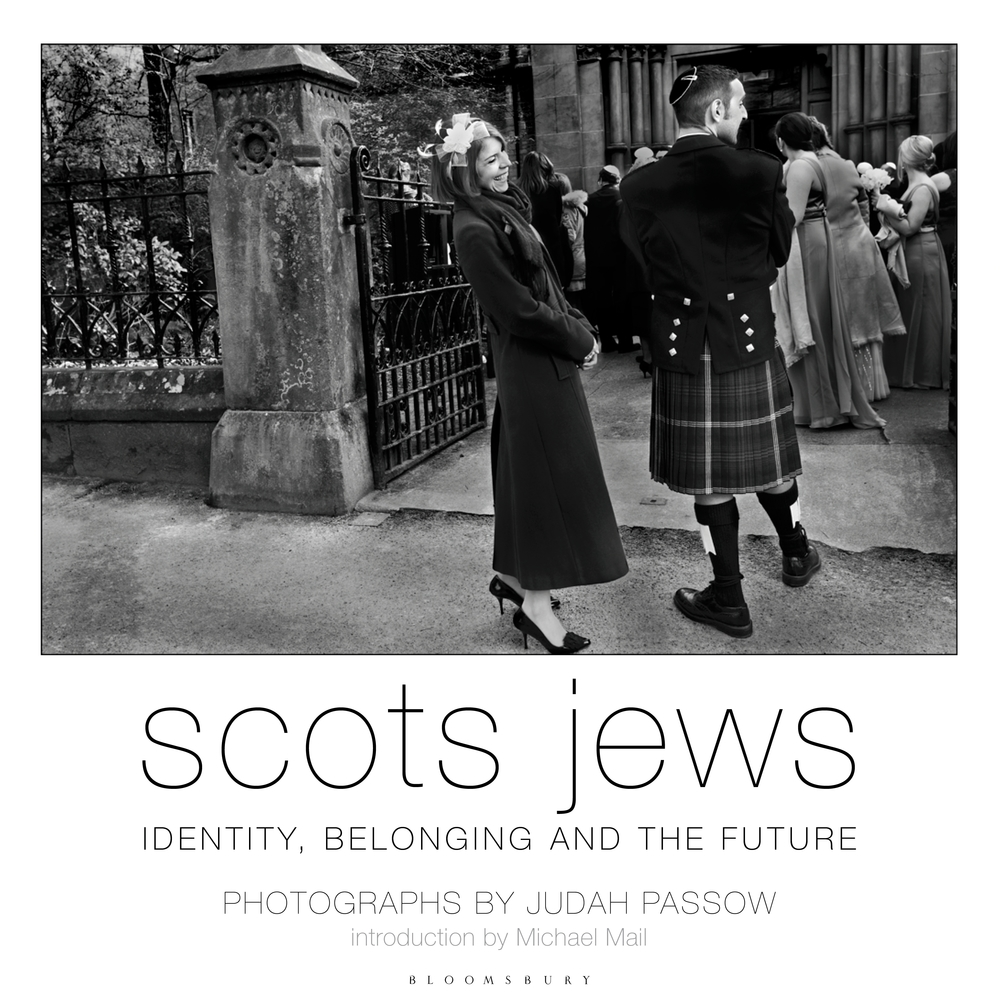 SCOTS JEWS Photography Bloomsbury, 2014 A brilliant portrait of Jewish people who live north of England's border.