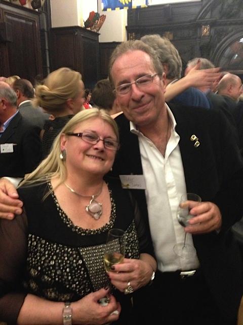 Carole Blake, Peter James