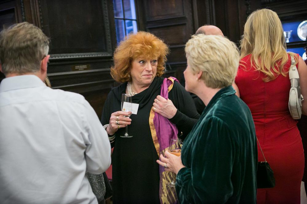 Jane Gregory, Alison Baverstock