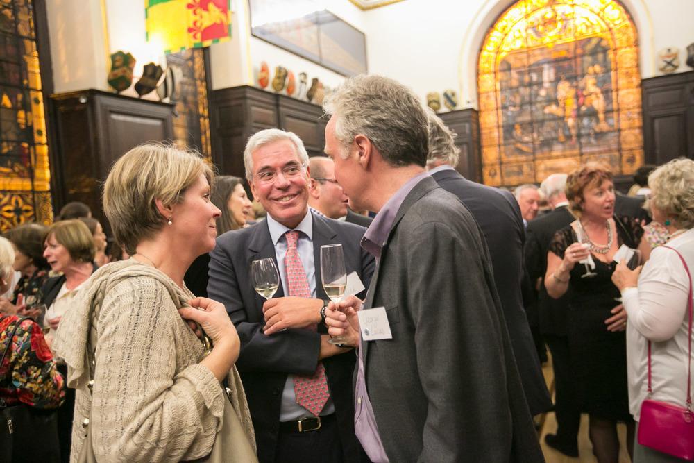 Claire Foss, Martin Neild, Jon Lucas
