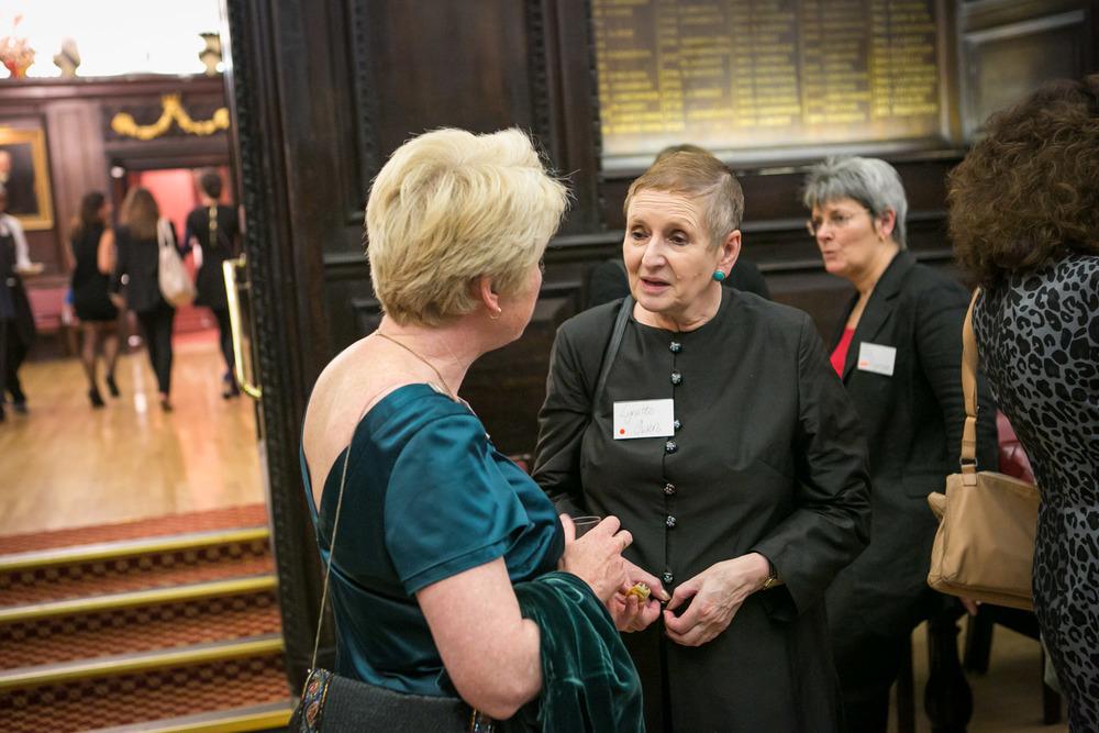 Alison Baverstock, Lynette Owen, Liz Thomson