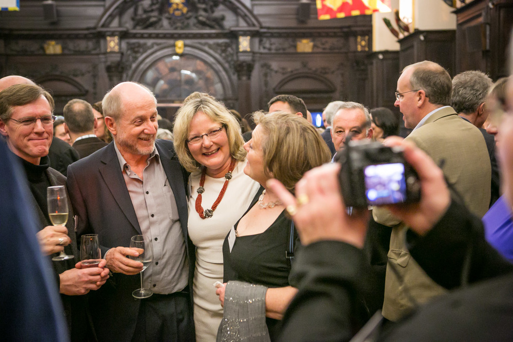 Ceri Shields, Julian Friedmann, Cordelia Borchardt, Christine Green