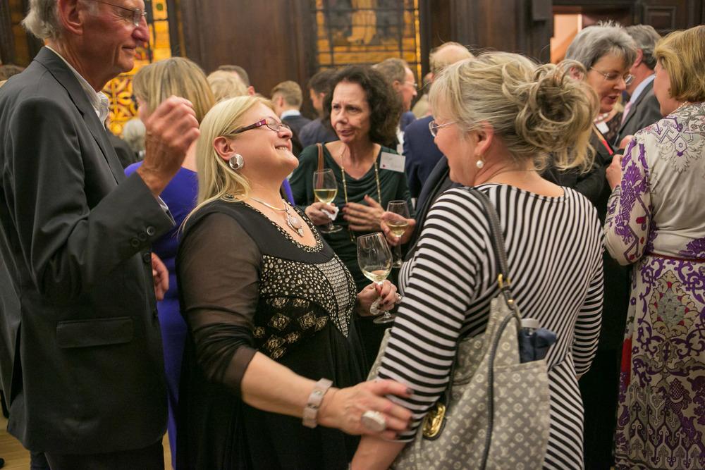 Patrick Wright, Carole Blake, Sylvia Kuttney