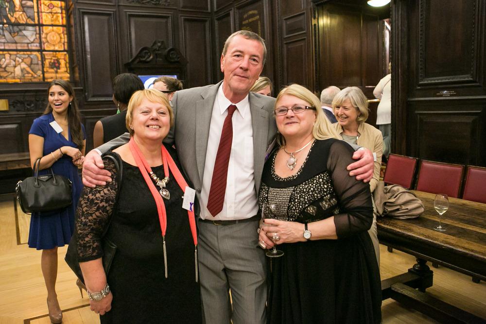 Melis Dagoglu, Rosie Walker, Nigel Walker, Carole Blake