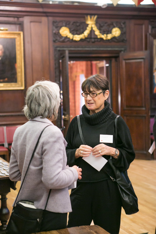 Sue Bradley, Margaret Blumen