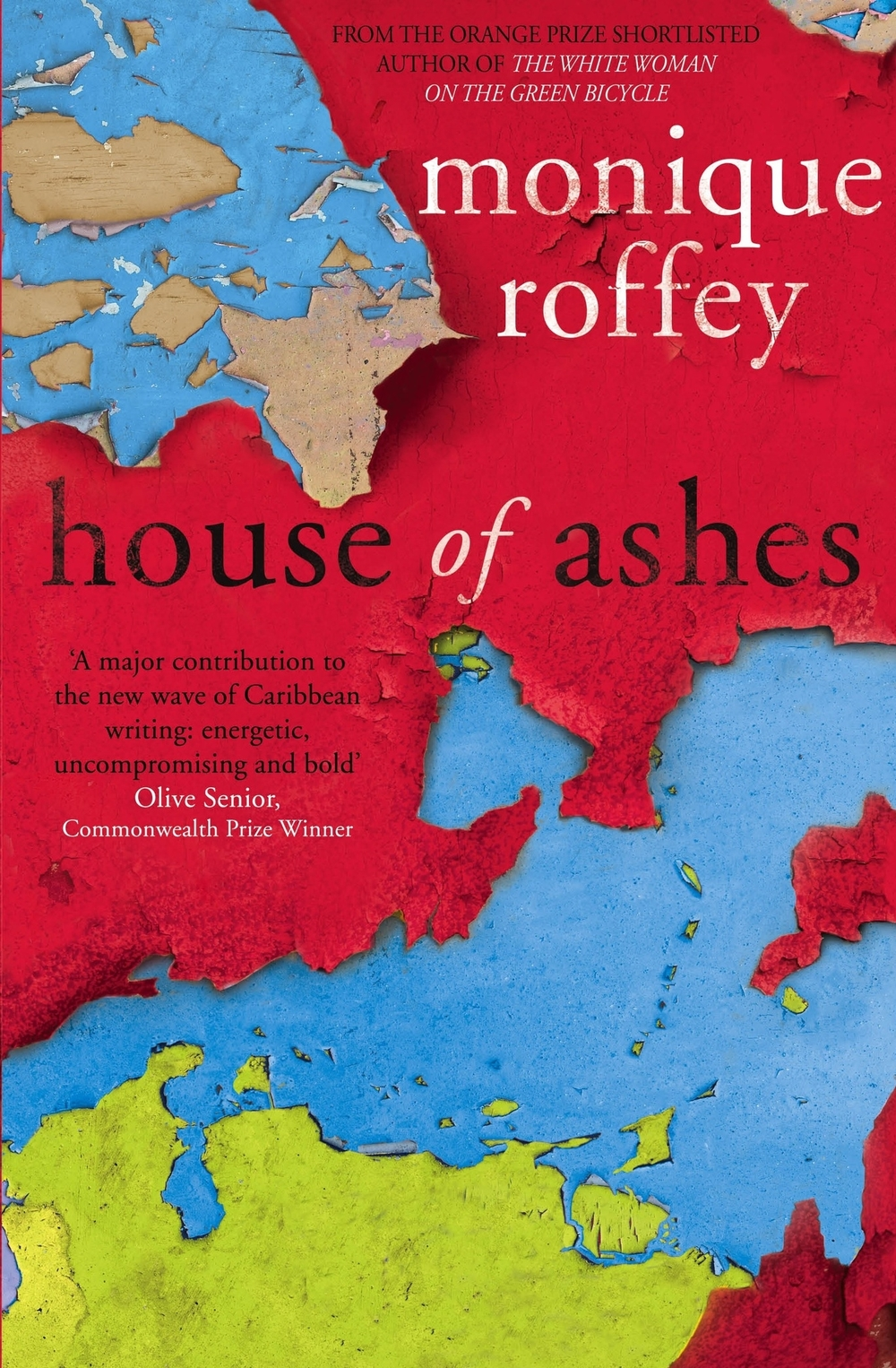 HOUSE OF ASHES Literary fiction, 368 pages Simon & Schuster - July 2014  The haunting story of Ashes and Breeze, two disaffected young men on a Caribbean island who follow a charismatic leader into a disastrous coup.