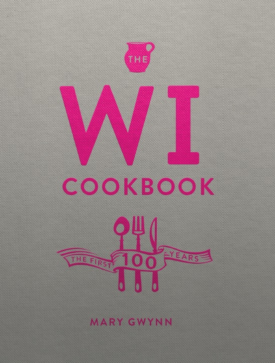 THE WI COOKBOOK Cookery, 106 pages Ebury, 2015 As the Women's Institute turns 100, this beautifully packaged book, curated by food journalist Mary Gwynn, brings together the 100 best loved members' recipes nationwide.
