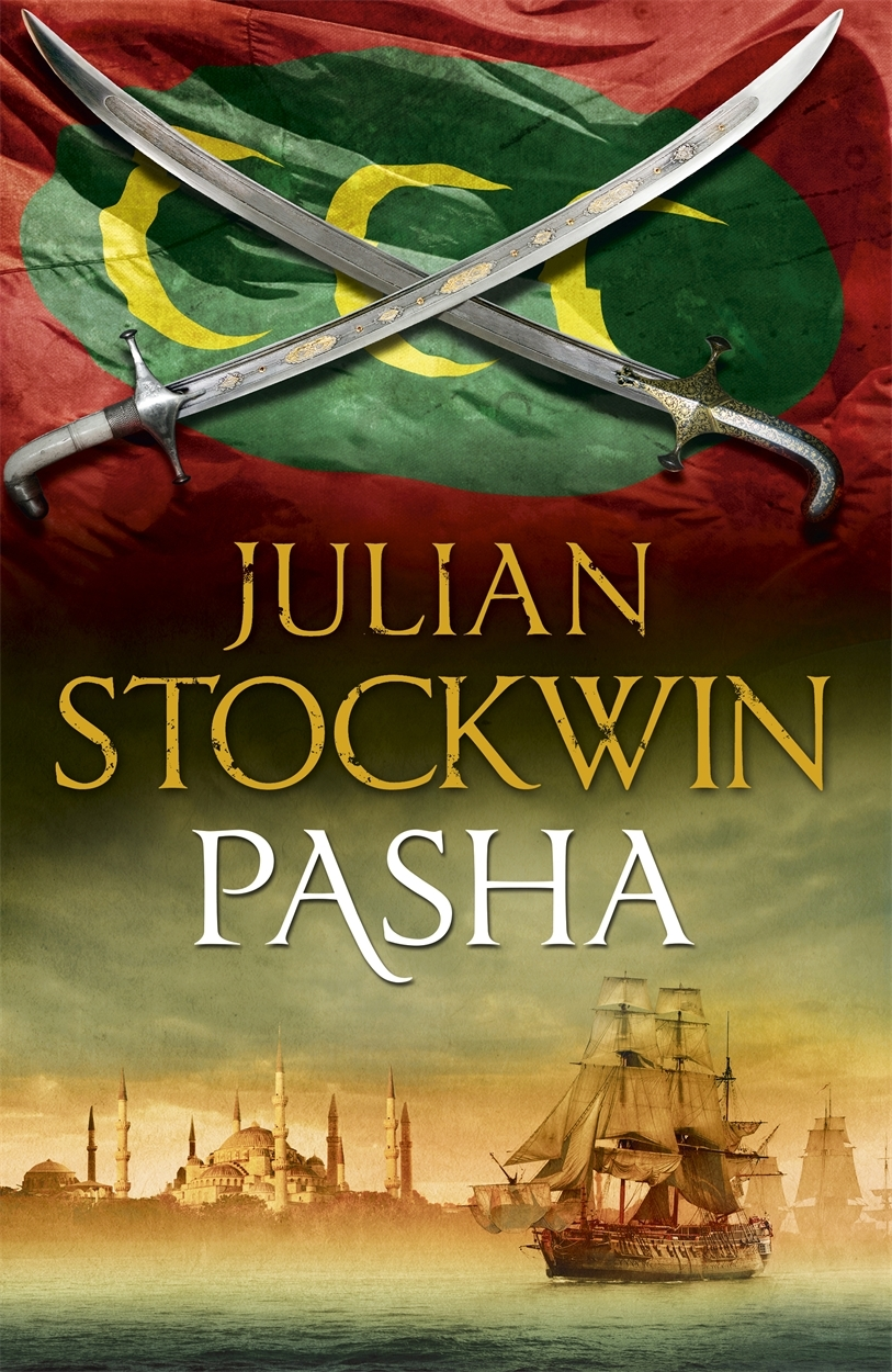 Pasha By Julian Stockwin Published In Paperback Hodder Novel With Stoughton Yesterday