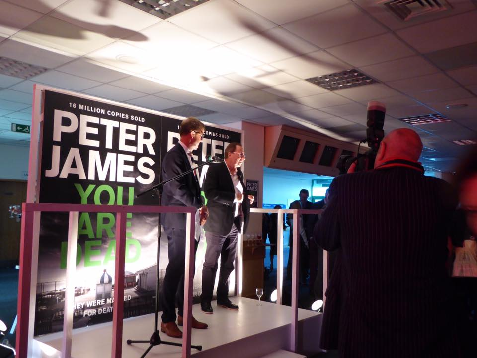 Geoff Duffield and Peter James speeches.jpg