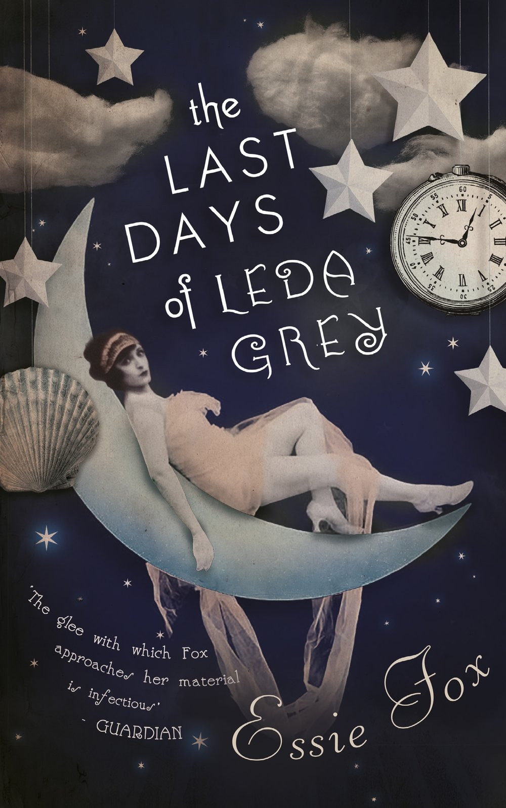 THE LAST DAYS OF LEDA GREY Literary Fiction, 288 pages Orion, Nov 2016 A bewitching novel about an enigmatic silent film actress, and the volatile love affair that left her a recluse for over half a century.