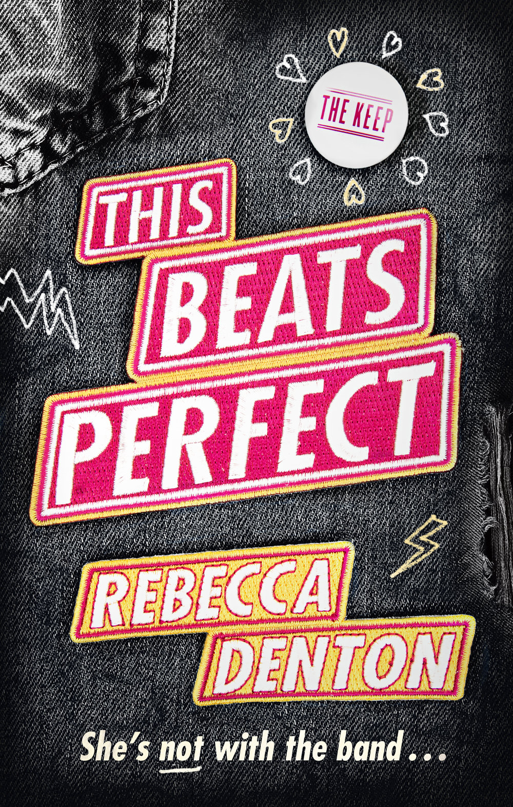 THIS BEATS PERFECT Contemporary YA, 336 pages Atom, Feb 2017 Amelie Ayres has impeccable taste in music. Bowie. Bush. Bob. So when she finds herself backstage at The Keep's only UK gig she expects to hate it; after all they are the world's most tragic band. But when lead singer, 'Maxx', is not dressed up as a cross between Elvis and a My Little Pony, he is actually rather normal, talented and has creative struggles not too dissimilar to her own. Immaculate's a concept. Flawless is fake. But just sometimes music - and hearts - can rock a perfect beat.