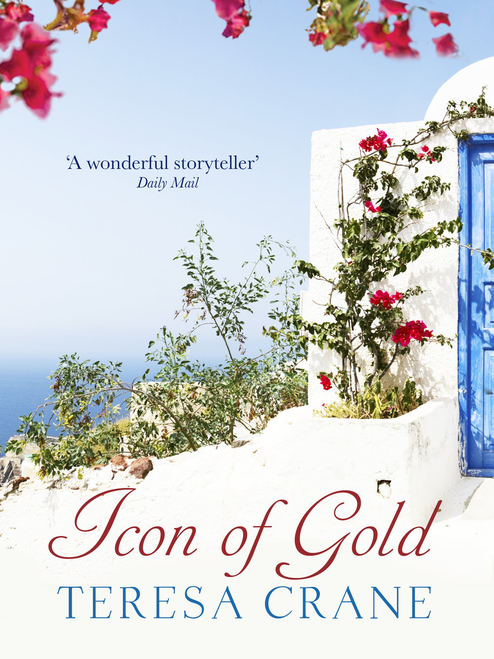 ICON OF GOLD Historical, 390 pages Canelo, March 2016 A forbidden love torn between 1950s Britain and Greece.