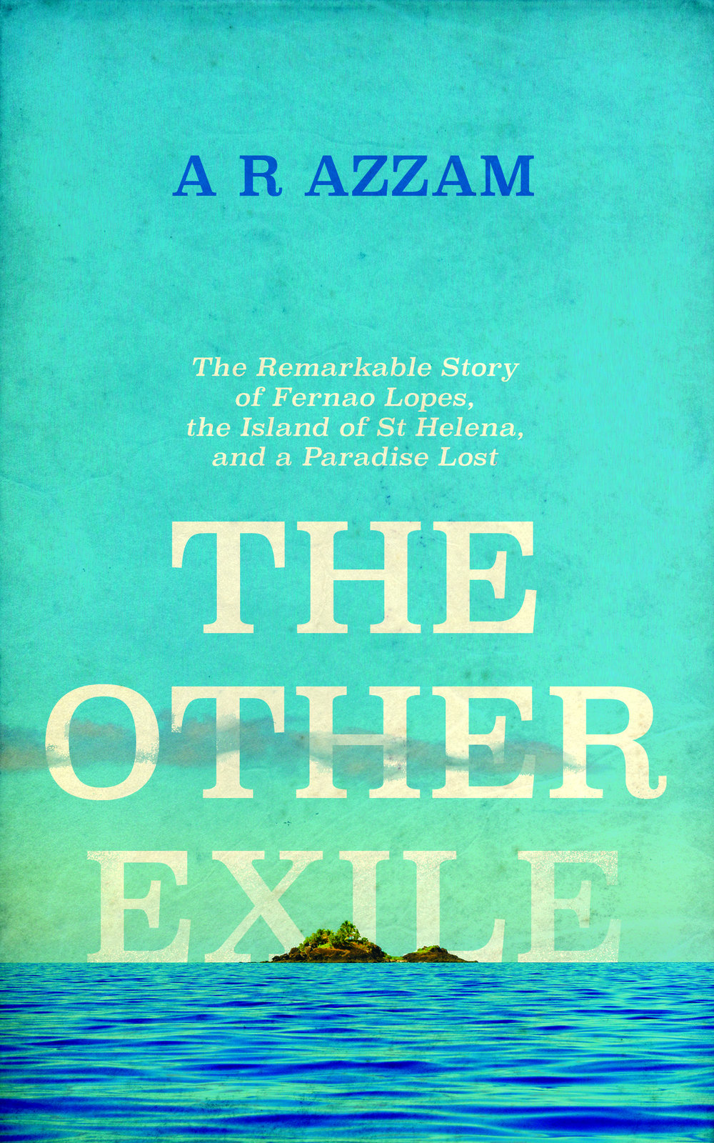 THE OTHER EXILE  Biography, 320 pages Icon, May 2017  Based on brand new research by A R Azzam, author of the acclaimed  Saladin  (Longman, 2007),  The   Other Exile  is at once a historical adventure story and a meditation on solitude. It is a story about redemption in one of the darkest periods in Europe and the tale of the haunting relationship between man and wild nature.