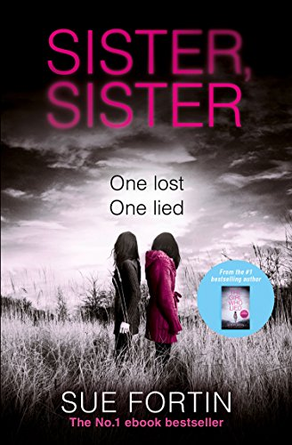 SISTER SISTER  Psychological Thriller, 387 pages Harper Impulse, Jan 2017  Clare thinks Alice is a manipulative liar who is trying to steal her life. Alice thinks Clare is jealous of her long-lost return and place in their family.  One of them is telling the truth. The other is a maniac. Two sisters. One truth.