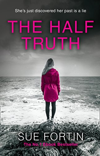 THE HALF TRUTH  Psychological thriller, 272 pages HarperImpulse, March 2015  Tina Bolotnikov, widowed after her husband, Sasha, is killed in a car accident, relocates back to her hometown on the south coast of the UK, to bring up her young son. Her life back in London with her adored husband is now nothing but a memory; a history to pass onto her son.  DS John Nightingale saw his partner killed in the line of duty and has made it his personal and professional quest to bring to justice the Russian gang responsible. Five years on and the killer is still free but as reports come in of Sasha Bolotnikov's brother returning to the UK, John is tasked with tracking him down and following him to the seaside town of Littlehampton.  Tina finds herself an unwitting connection to a world she knew nothing about. She thought she knew her husband. She thought their past was the truth. But now as the investigation draws her closer to DS Nightingale, professional lines are blurred and crossed, and only he holds the key to her future.