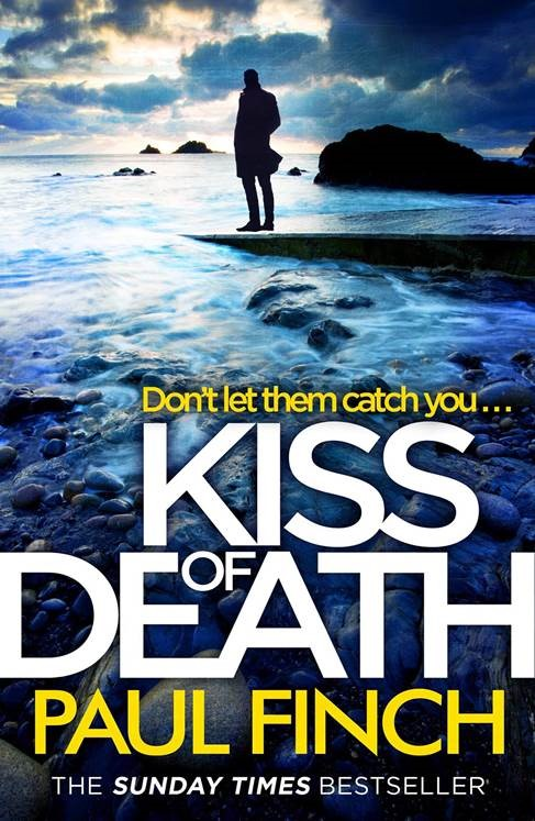 KISS OF DEATH (Heck #7)  Thriller, 466 pages Avon, August 2018  Could this be the end for Heck?  DS 'Heck' Heckenburg has been tasked with retrieving one of the UK's most wanted men. But the trail runs cold when Heck discovers a video tape showing the fugitive in a fight for his life. A fight he has no chance of winning.  Heck realises that there's another player in this game of cat and mouse, and this time, they've not just caught the prize: they've made sure no one else ever does.  How far will Heck and his team go to protect some of the UK's most brutal killers? And what price is he willing to pay?