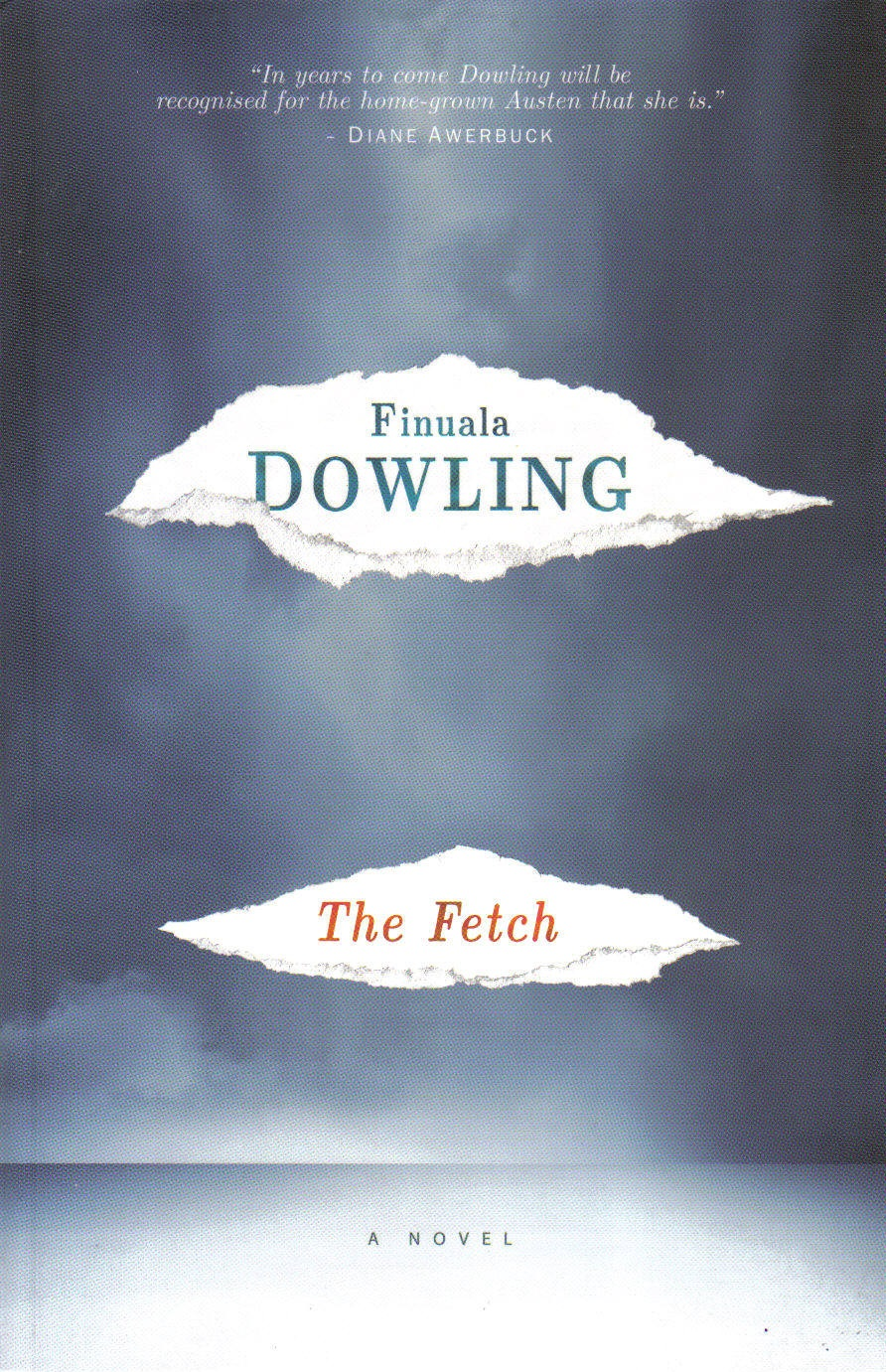 THE FETCH  Novel, 308 pages  Kwela Books (SA) - May 2015  The coastal settlement of Slangkop, near Cape Town, comes alive over weekends when mercurial Chas Fawkes holds court at Midden House. Invited to one of his legendary parties, shy, plump librarian Nina Browne is smitten and becomes first his secretary, then his lover. But things are not as they seem on the glittering surface, as Nina in turn is loved and watched over by Chas's childhood playmate, the hermit-like environmentalist William.    When Chas's estranged alcoholic wife Dolly briefly returns, she steals William's savings and leaves behind a different treasure – her baby son, Oro. In a gentler, more innocent way than Chas, young Oro is a catalyst in the Slangkop community. William is forced out of his seclusion and proves a surprisingly good stand-in dad.    William is still desperate to win Nina's heart, but how, when she is so caught up in Chas's slipstream? As the inhabitants of this eccentric seaside community orbit around Chas and his increasingly desperate crises, sex raises questions that love must help them answer.