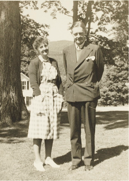 Emily Hale and T.S. Eliot