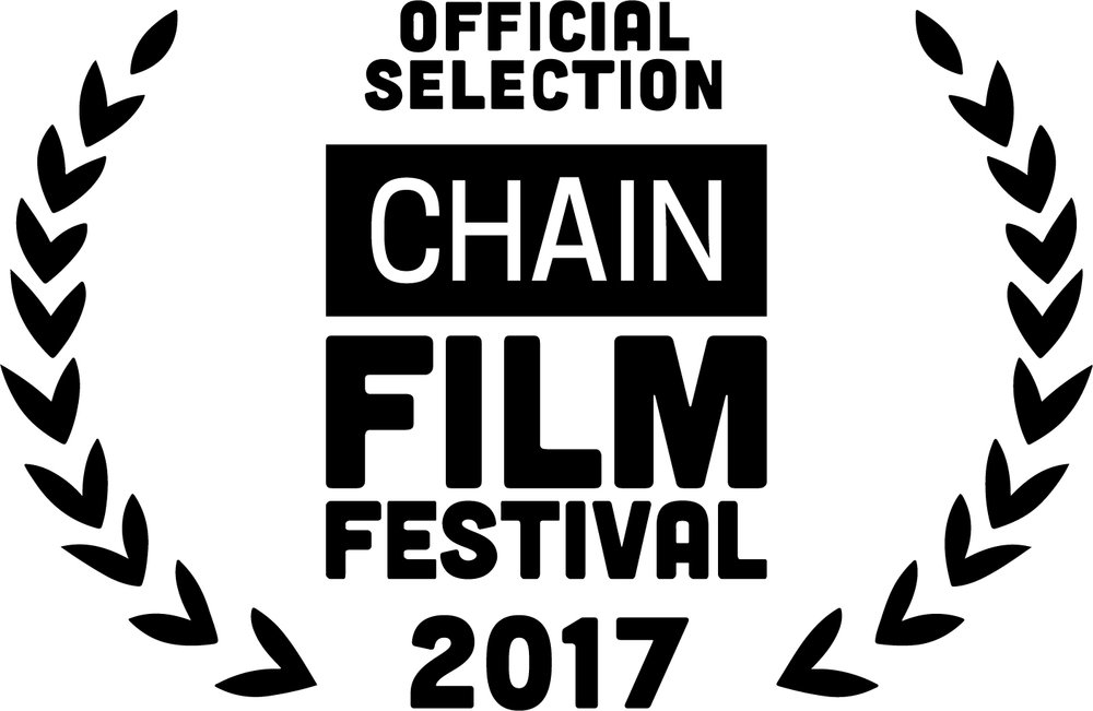 OFFICIAL SELECTION - Chain Film Festival 2017August 7-13, 2017Wythe Hotel in Williamsburg