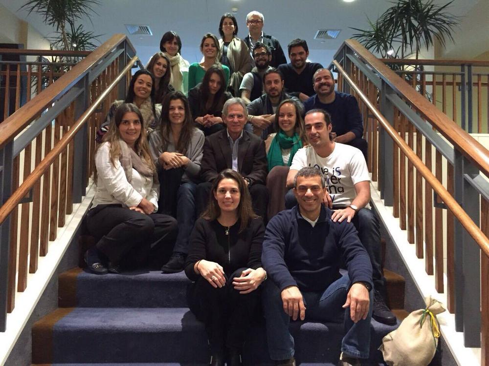Grupo de Estudos de Meditação e Evolução da Consciência com Jon Kabat Zinn em Harvard, Boston