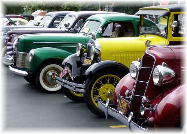 Flemington Car Shows