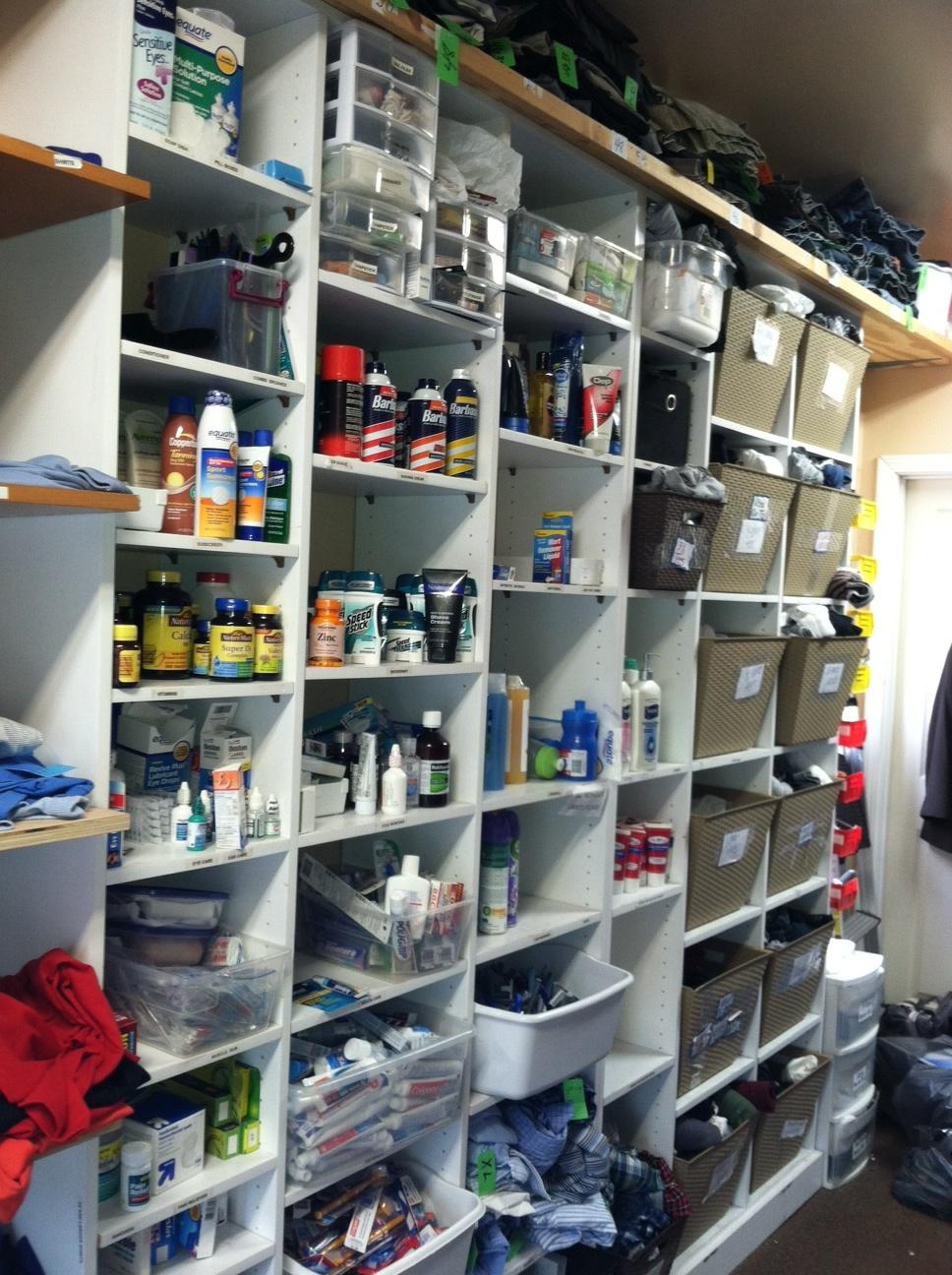 All Hygiene Items Needed