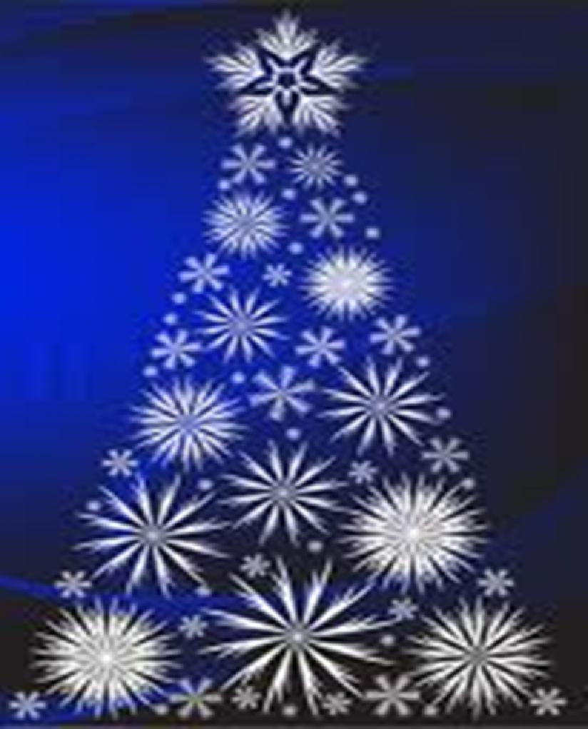 Light Shine Png Lighting of Christmas Tree Png