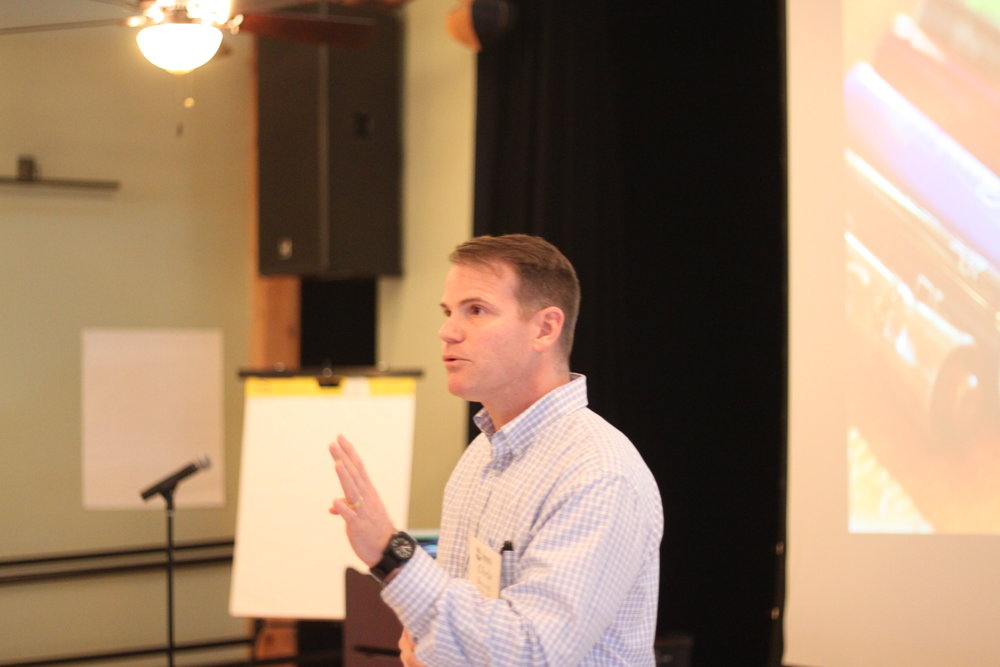 Find out where The Spark Mill Team is speaking, teaching, or keynoting. -