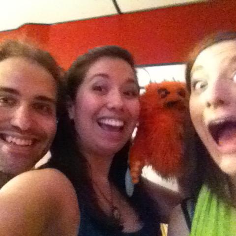 Friends at the the Happy Medium Season Call! 2013